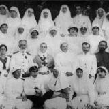 Сестры милосердия госпиталя 1915 год